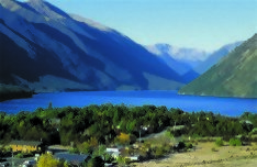 Queenstown to Queenstown South Island highlights - day 11