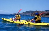 Ocean Discovery Sea Kayak tour