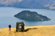 Ultimate Wanaka: Wild Hills 4WD Safari with Ridgeline Adventures