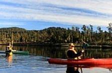 Wilderness Lodge, Lake Moeraki