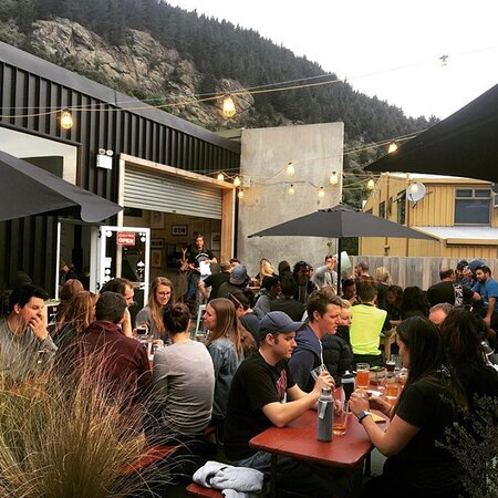 Searchlight Brewery Queenstown Beer