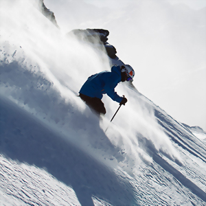 Winter holiday in New Zealand, ski the Remarkables