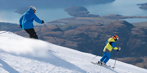 Wanaka winter holiday. Cardrona or Treble Cone