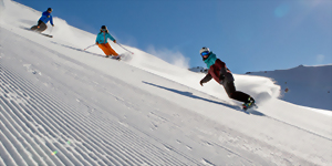 Take a ski trip to Mt Hutt