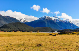 Glenorchy New Zealand, Lord of the Rings Film Location