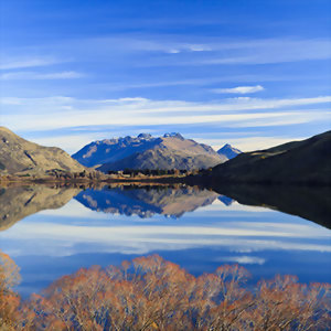 Lake Hayes, Queenstown, New Zealand