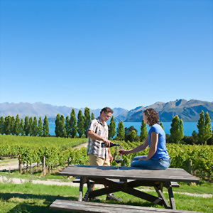 Beautiful scenery, South Island New Zealand Coach Tours