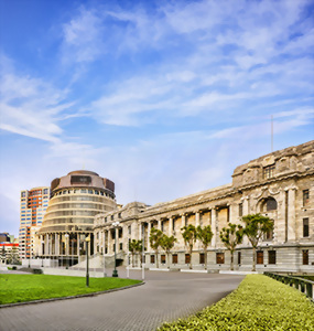Escorted coach tours, Wellington