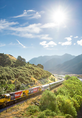 Grand Pacific Tours New Zealand
