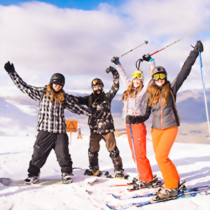 New Zealand luxury ski holiday