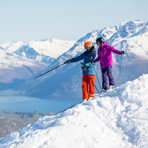Queenstown ski holiday