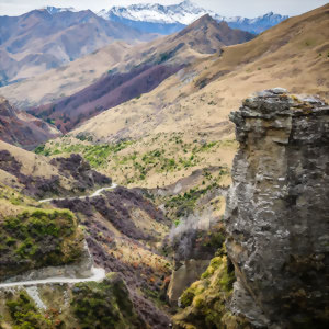 Skippers Canyon, Queenstown