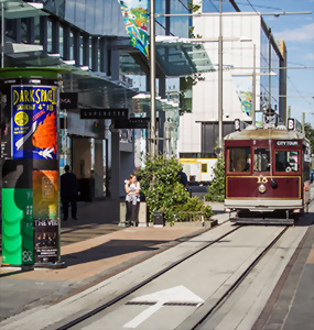 Tramway, Christchurch