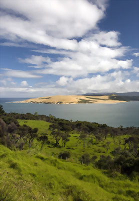 Hokianga, New Zealand