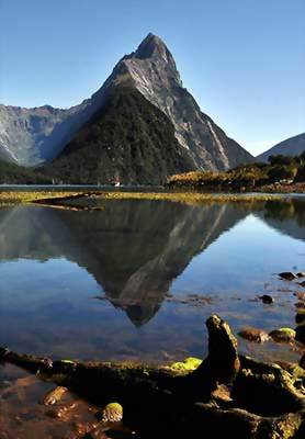 Milford Sound, Fiordland National Park, New Zealand