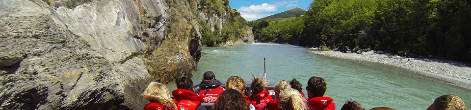New Zealand Jet Boating