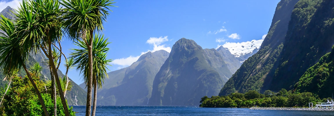 Milford Sound Fiordland National Park