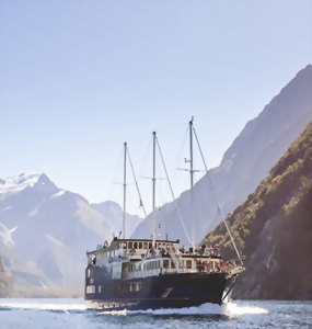 Stunning cruises on Milford Sound