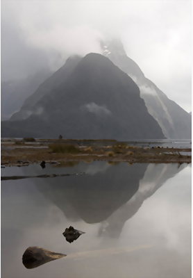 Weather extremes, Milford Sound