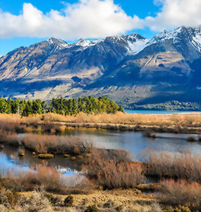 Explore Lord of the Rings set locations in Glenorchy