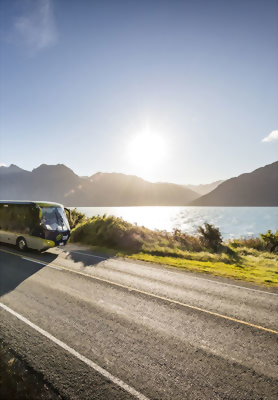 Amazing coach tours to Milford Sound