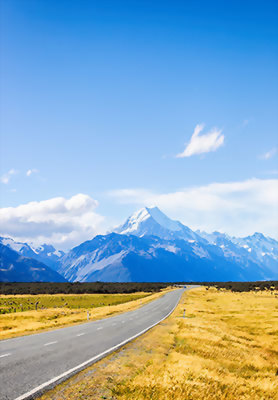 Mount Cook Drive