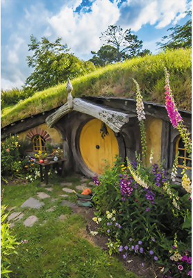 Hobbiton, Lord of the Rings