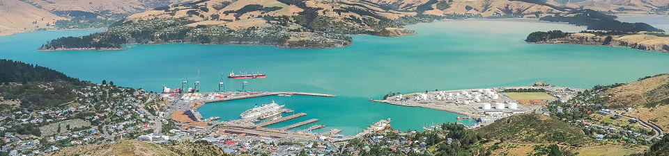 Lyttleton Port, Christchurch