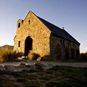 Church of the Good Sheperd, Mt Cook National Park