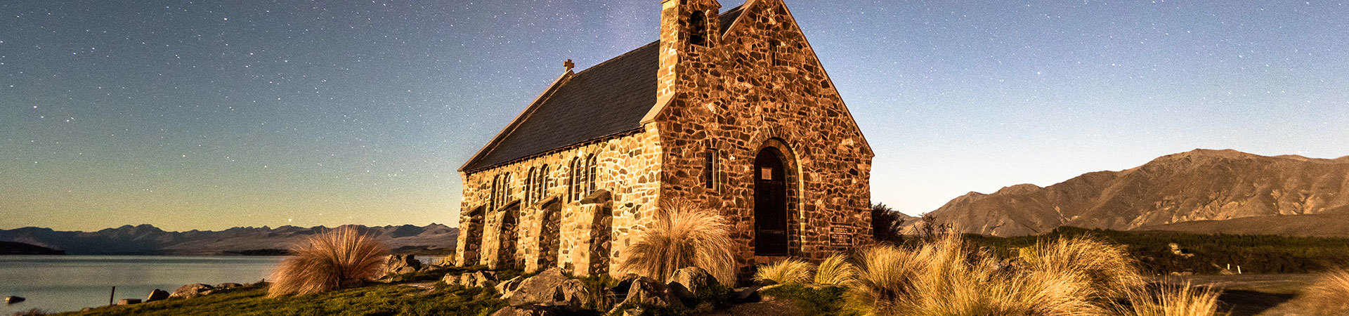 The Church of the Good Shepherd, Mt Cook National Park