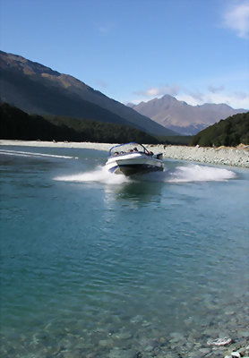 Dart River, Queenstown