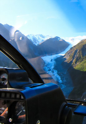 Franz Josef, New Zealand