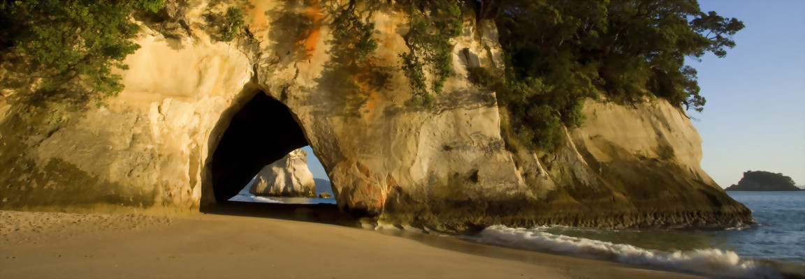 Cathedral Cove Coromandel Peninsula