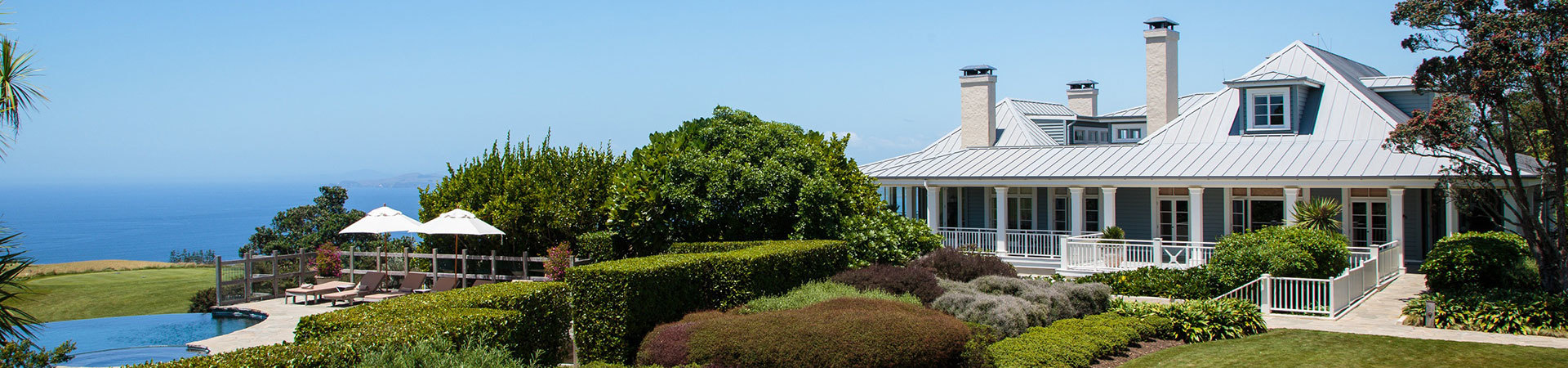 Kauri Cliffs Luxury Lodge, Northland New Zealand