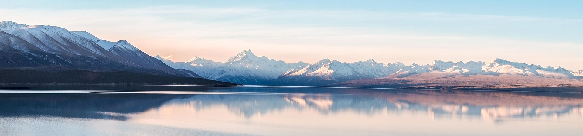 Mt Cook, Lake Pukaki