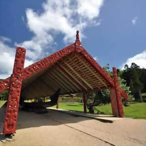 Waitangi, Bay of Islands, New Zealand