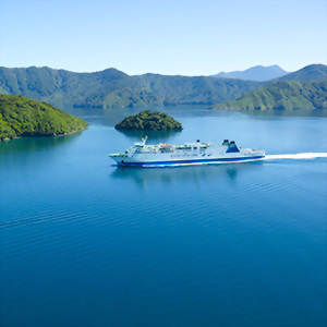 Interislander Marlborough Sounds