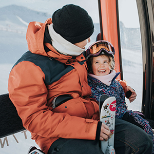 Ski Queenstown & Cardrona with the family