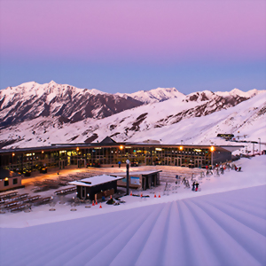 Coronet Peak only 20 minutes from Queenstown