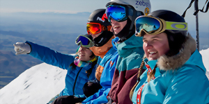 Ski Mt Hutt on your New Zealand ski holiday