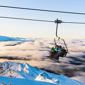 Remarkables Ski Packages Queenstown Skiing Holiday