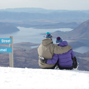 Ski New Zealand at Treble Cone and Coronet Peak