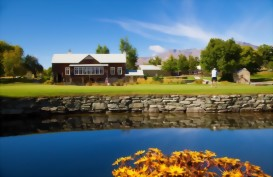 Millbrook Resort and Golf Club, near Queenstown, New Zealand