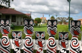 Explore and enjoy Moari culture in Rotorua, New Zealand