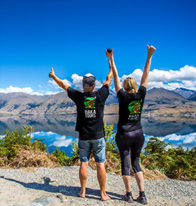 New Zealand South Island, Haka Tours