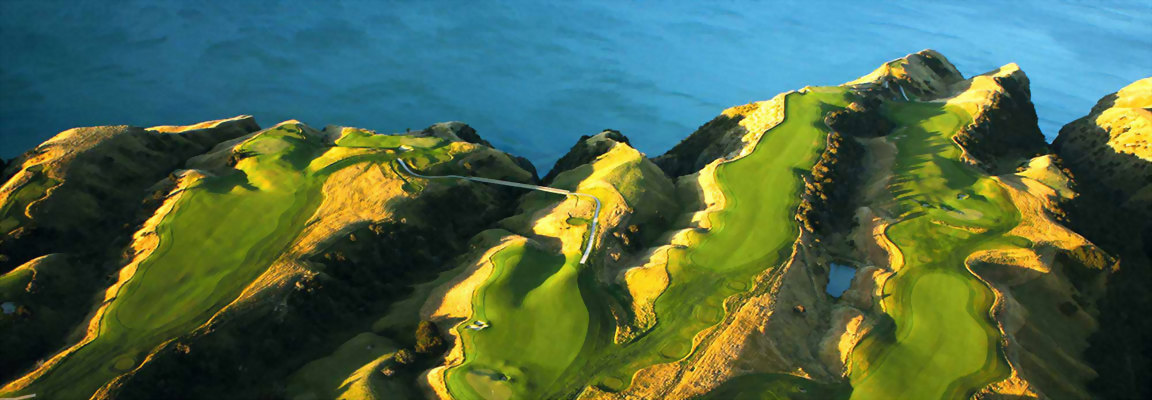New Zealand golf tours and vacations