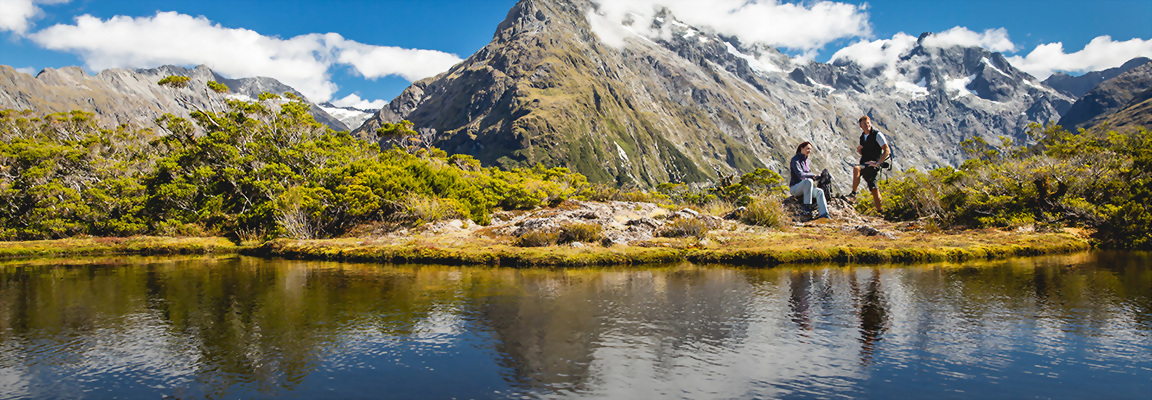 New Zealand hiking tours - tailor made itineraries