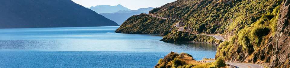 New Zealand Southern Lakes, Queenstown