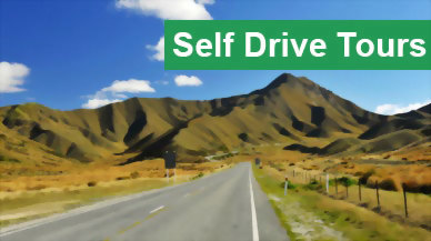 Self Drive New Zealand Tours