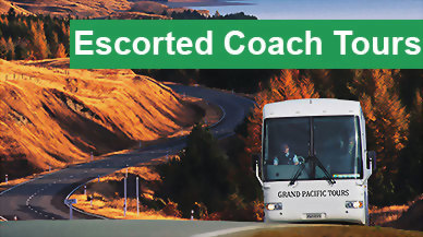 Escorted New Zealand Coach Tours